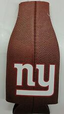 Nfl New York Giants Bottle Cooler, Coozie, Koozie, Coolie, New (Football)