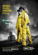 """""""BREAKING BAD"""" Poster [Licensed-NEW-USA] 27x40"""" Theater Size (AMC)"""
