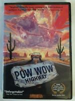 Powwow Highway (DVD, 2004) FACTORY SEALED / REGION 1 / NTSC