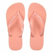 Tong Havaianas freedom plage sandales rose saumon 41/42