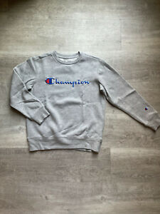 Champion Youth Gray Sweatshirt size S