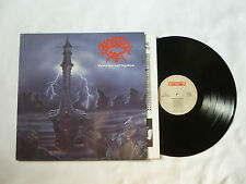 CEREBRAL FIX ~ TOWER OF SPITE ~ RO 9356 ~ NrM/EX ~ 1990 THRASH METAL VINYL LP