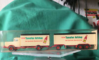 "WIKING  M1:87 in OVP   BÜSSING 8000, ""Tomatenketchup Kraft's"", Anh.Zug #88627"