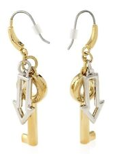 MARC JACOBS KEY & ARROW DROP EARRINGS NWT
