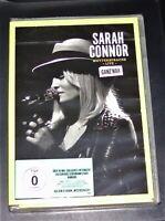 Sarah Connor Muttersprache Live Completa Vicino DVD Veloce Nuovo & Originale