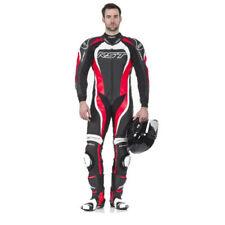 Combinaisons de motocyclette d'pièces coudes pour homme