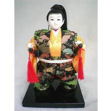statuette poupée japonaise, Samouraï petite taille
