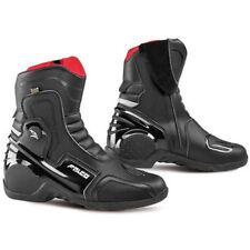 Stivali da guida fuoristrada impermeabile nero per uomo