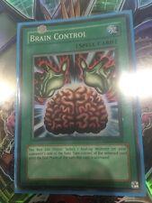 Yugioh Card - Brain Control TLM-EN038 Super Rare Unbanned Aus Based