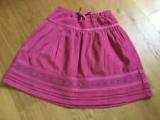 0290f4e6b Gap Kids Pale Pink Corduroy Skirt Age 10-11 Years