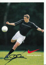 Dietmar hamann newcastle united nike top ak original firmado +a41186