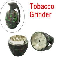 Tobacco Herb Spice Grinder Herbal Alloy Smoke Metal Crusher NEW