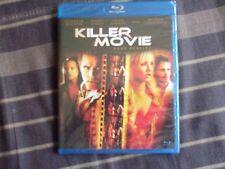 Killer Movie  Fear Reality  Blu-Ray  New