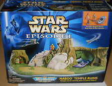STAR  WARS  MICRO  MACHINES  EPISODE 1 :  NABOO  TEMPLE  RUINS yr.1998