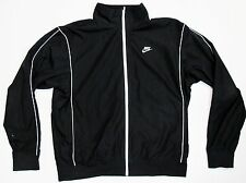Nike Track Jacket size XL Black Used but in Good Condition