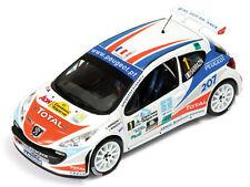 Ixo Models 1:43 RAM 287 Peugeot 207 S2000 # 1Rally Casinos Algarve 2007 NEW