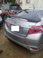 Toyota YARIS Sedan 4D VIOS 2013-2014 ABS LED Rear spoiler-color painted