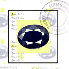 10 CT + NATURAL BLUE SAPPHIRE GEMSTONE NEELAM FOR RING qty ~ GEM EDH
