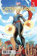 Now Mighty Captain Marvel # 1 Regular Cover NM Marvel