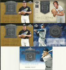 2005 Upper Deck Hall of Fame - YOGI BERRA - Class of Cooperstown Silver 02/15