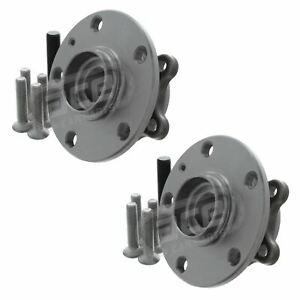 Audi S3 8P Hatchback 10/2006-2013 Front Wheel Bearing Hubs With ABS 137mm Flange