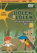 Bolek i Lolek na biwaku  cz. 2 (DVD) NTSC  POLSKI POLISH