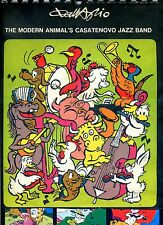 THE MODERN ANIMAL'S CASATENOVO JAZZ BAND # Calendario Anni '60-'70
