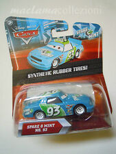 CARS Disney pixar cars SPARE O MINT nr. 93 synthetic rubber tires ! 1/55 mattel