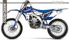 YAMAHA YZ450F 2010 2011 2012 2013 MAXCROSS GRAPHICS KIT DECALS STICKERS a1 KIT