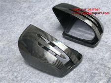 Fit Mercedes Benz E250 E350 W204 E-coupe W212 Replaced Carbon Fiber Mirror Cover