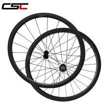 CSC Only 1180g 23mm width 38mm tubular carbon road wheels carbon bike wheelset