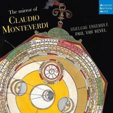 The Mirror of Claudio Monteverdi von Huelgas Ensemble (2016)