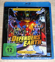Defenders of the Earth - Die komplette Serie, Teil 1-65 (2012) NEU, Blu-ray