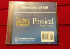 Holt Science & Technology: Student Edition CD-ROM Physical Science 2007 1st Edit