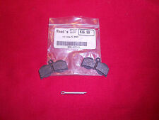 Hope XC4 Mountain Bike (MTB) Disc Brake Pads (Cross Country) - NEW