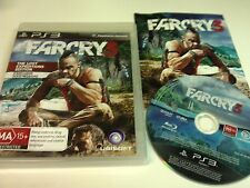 FarCry Far Cry 3 PS3 Playstation 3