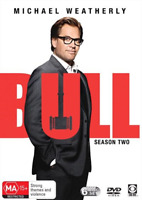 Bull - Season 2 : NEW DVD