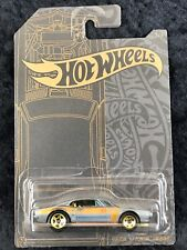 Hot Wheels 2019 51st Anniversary Satin & Chrome 3/6 Custom '67 Pontiac Firebird