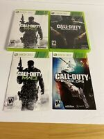 Call of Duty: Black Ops & Modern Warfare 3 Xbox 360 TESTED