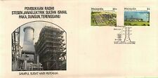 Malaysia 1988 Hydro Electric Power Station ~ FDC