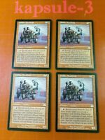 4x Goblin Machinist | Onslaught | MTG Magic The Gathering Cards