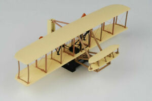 """MODEL POWER POSTAGE STAMP SERIES DIECAST 1/100 SERIES """" WRIGHT FLYER """" NO 5555"""