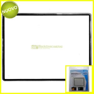 """Protezione display JJC LCP-27 in vetro per LCD 2,7"""" Nikon Canon Sony Pentax ecc."""
