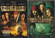 Pirates of the Caribbean.1- 4 ( First 4 Movies )