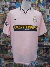 maglia calcio shirt maillot camiseta trikot JUVENTUS DEL PIERO TG L