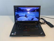 Lenovo ThinkPad SL510 15,6 Zoll (240 GB, Pentium Dual-Core, 2,3GHz, 4GB)