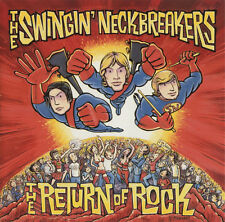 SWINGIN NECKBREAKERS 'Return Rock CD mummies flat duo jets estrus lyres mummies