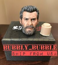 IN STOCK 1/6 Wolverine Head NO NECK Old Hugh Jackman For Logan X-Men USA