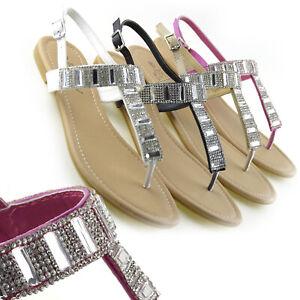 Ladies Womens Summer Sandals Wedge Heel Slippers Espadrille Size 3 4 5 Last Pair