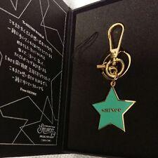 2018 SHINee WORLD Japan key ring FAN EVENT Mint color Japan F/S